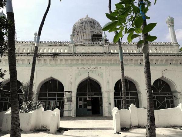 Jamiya Masjid, Penukonda, AndhraPradesh